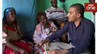 Adil Ray meets his Ugandan cousins - Who Do You Think You Are? Series 14 Episode 4 - BBC One
