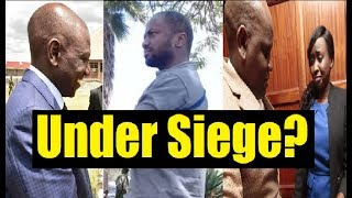 Jacque Maribe, DP Ruto And Jowie Latest: Kenyans Under Siege