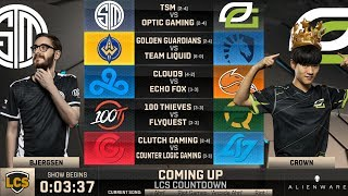 LCS Highlights ALL GAMES Week 4 Day 1 Spring 2019 League of Legends NALCS