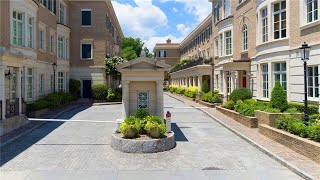 AVAILABLE FOR SALE - LUXURY TOWNHOME WITH ELEVATOR ACCESS IN GATED COMMUNITY IN ATLANTA