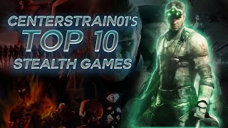 Top 10 BEST Steąlth Games of All Time