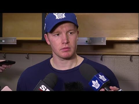 Maple Leafs Post-Game: Frederik Andersen - January 18, 2018