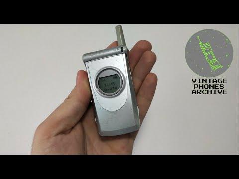 Samsung SGH-A300 menu browse and test call