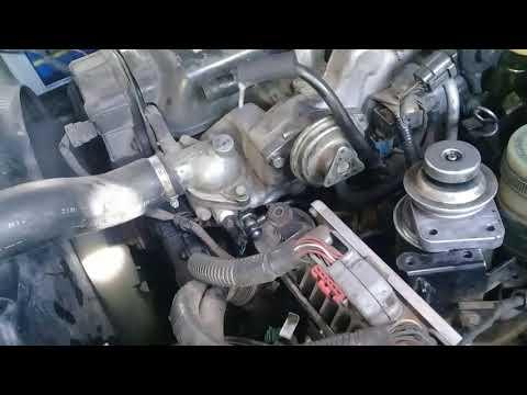 Isuzu 4jx1 | Cranking Engine after cleaning RPCV