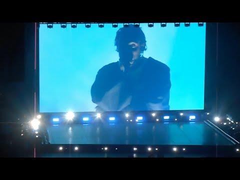 'All The Stars' (Encore) 'Kendrick Lamar' Live @ QUDOS Sydney Show 24-07-2018