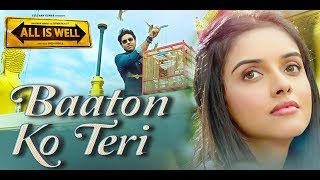 39 Baaton Ko Teri 39 Full Audio Song