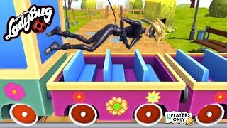 Miraculous Ladybug & Cat Noir #22 | CAT NOIR: enter the Miraculous universe and run! By Crazy Labs