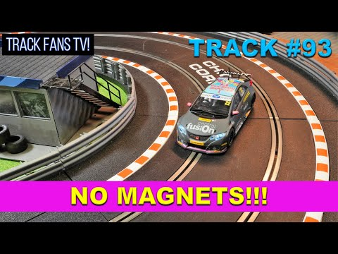 Track 93 – No Magnets for the FIRST TIME EVER!! Scalextric 2021