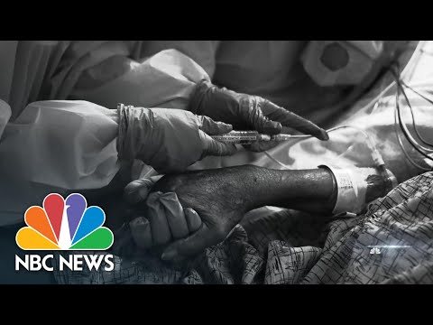 Holt Reflects On Sacrifice And Resolve As U.S. Surpasses 250,000 Covid Deaths   NBC Nightly News