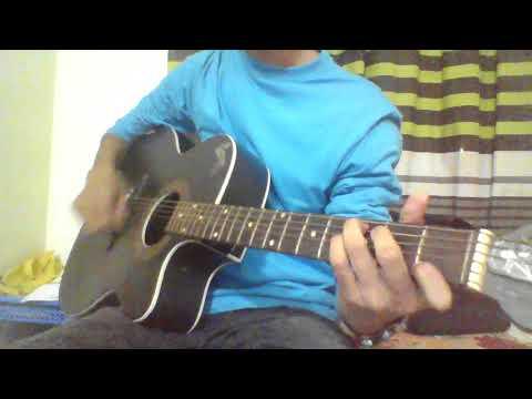 Kodom | Blue Jeans | Guitar Chords | Bangla Band Song | Cover By Shahriar Fahim
