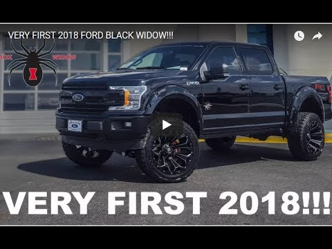 Lafontaine Ford Of Lansing 2018 F 150 Black Widow Sca