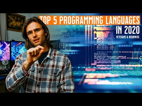Top 5 Programming Languages to Learn in 2020
