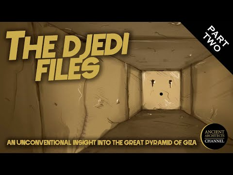 Djedi Robot Raw Footage Part 2: The Top of the Great Pyramid Queen's Chamber Shaft