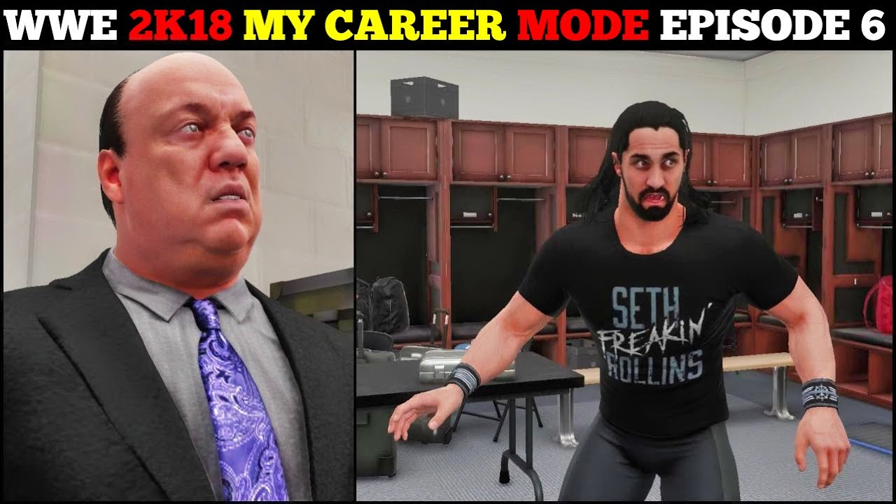 Download WWE 2K18 My CAREER MODE Ep.6 - Team Up With AUTHORITY & Become HEEL Superstar || Episode 6