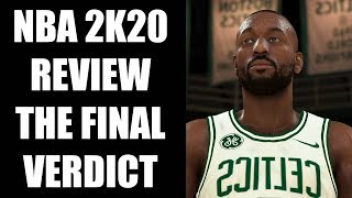 NBA 2K20 Review - Plagued By Microtransactions (Video Game Video Review)