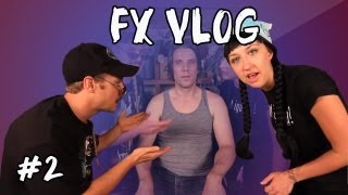 Dust Bowl Kids - Gene & Marion FX Vlog #2