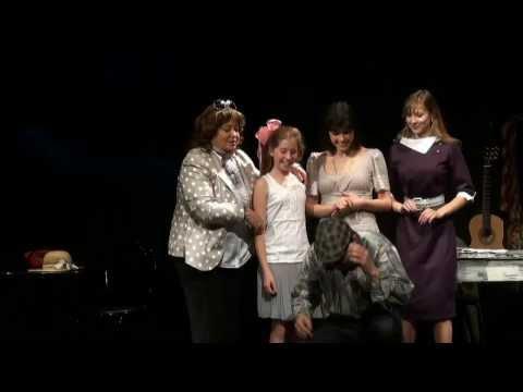 Новый спектакль!!!  Актеры Московского Армянского театра в спектакле Натальи Бондарчук
