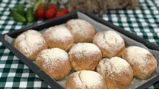 #Evdekal #Sütlüekmek ✅ Evde Sık sık Yaptığım Minik Sütlü Ekmek 🥖tarifimi sizinlede paylaştım 💯