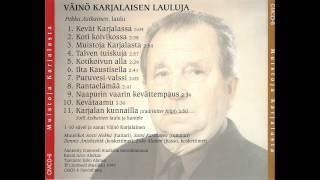 Mustameri Orkesteri - Muistoja Karjalasta [KokoLevy]