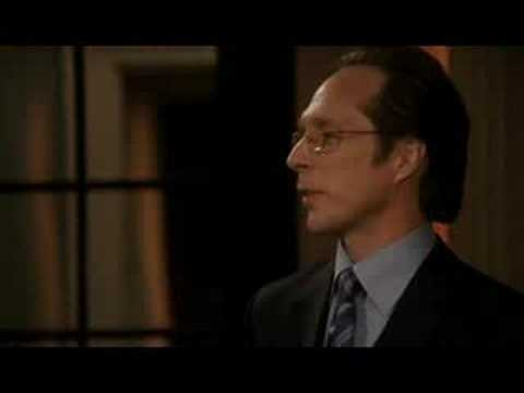 The West Wing commentary on William Fichtner