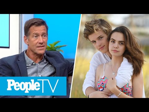 James Denton On 'Good Witch' Costar Bailee Madison & Boyfriend Alex Lange  PeopleTV