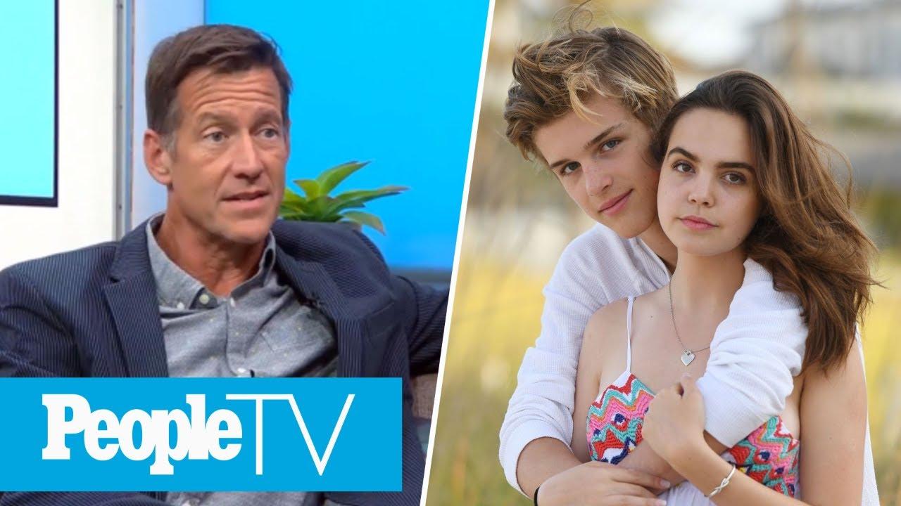 James Denton On 'Good Witch' Costar Bailee Madison & Boyfriend Alex Lange |  PeopleTV