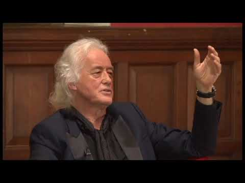 Jimmy Page opens up about the Occult , Satan and the Golden Dawn