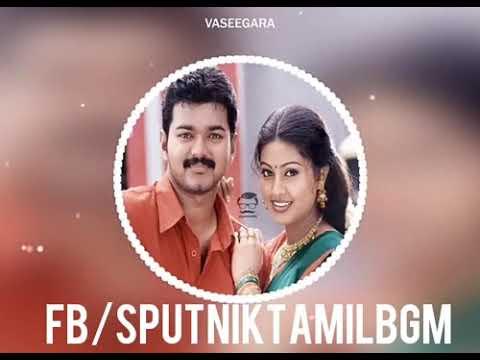 Vaseegara movie love bgm | Vijay Sneha