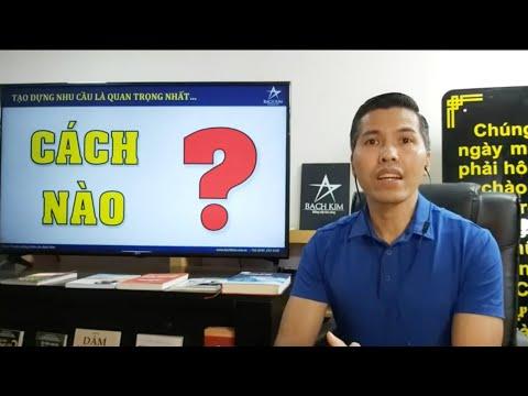 Quá Hay Cách Khơi Gợi Nhu Cầu Bảo Hiểm Nhân Thọ - Nguyễn Thanh An