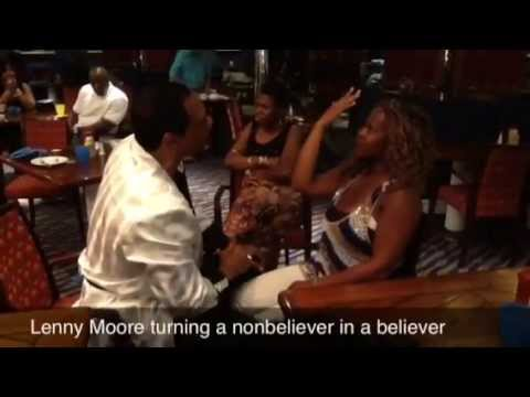 Lenny Moore on Tom Joyner Cruise 2013 Part 2