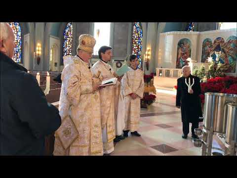 Theophany 2018 with Metropolitan-Archbishop Stefan Soroka