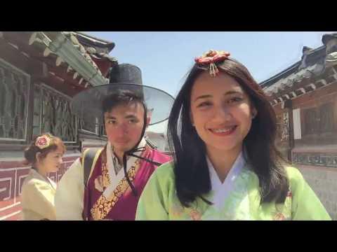 Rakensteph in Seoul, Korea Travel Music Video