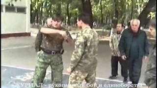 Система Кадочникова, Белоусов Ч23 Ударная техника
