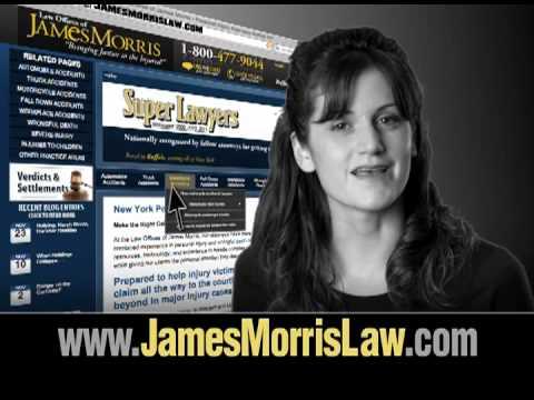 Buffalo New York Injury Lawyer – JamesMorrisLaw.com