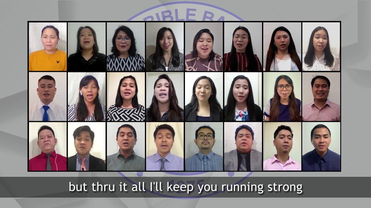 Download Run The Race - MBBE Abu Dhabi Congregation Choir