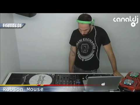 Robson Mouse - Tribal DJ SET , Friends OF - 06.06.2015