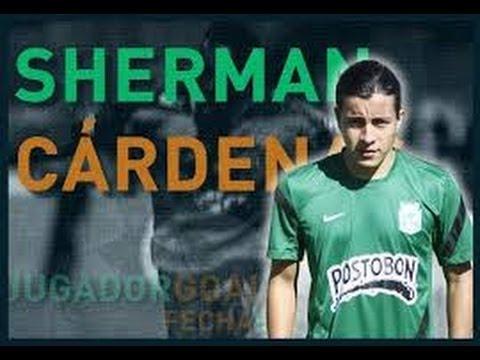 Sherman Cárdenas [ Atlético Nacional ] Skills Assists Goals 2013-2014