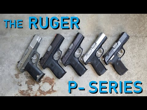 The Ruger P-Series