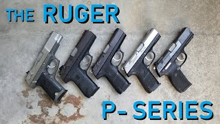 the-ruger-p-series