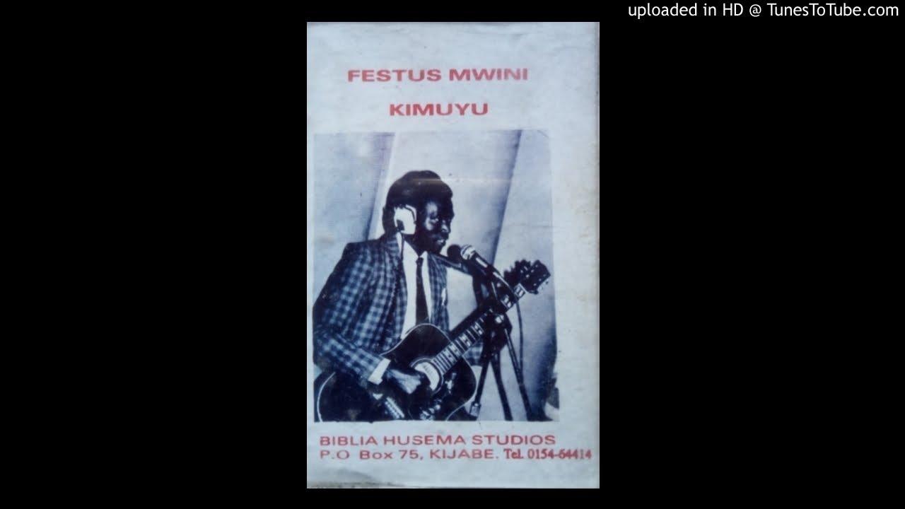 Rev Festus Mwini Kimuyu Nabukedneza Youtube