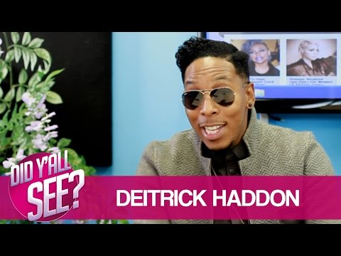 After Show: Deitrick Haddon Speaks On Empire's Donnie McClurkin Joke, Purity & More | Did Y'all See