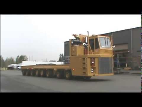 Wagner Heavy Lift Transporter - HLT 185