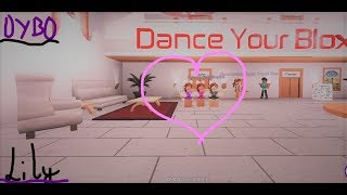 Lily | Roblox | Dance Your Blox Off | Freestyle | w/ JoyousSassyGirl & Raindrop586