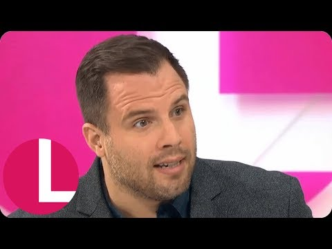 Should Seann and Katya Stay on Strictly After Kissing Scandal | Lorraine