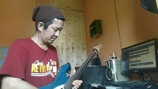 HHM BLUES GUITAR CHALLENGE 2020 Maykel Manitik Jakarta