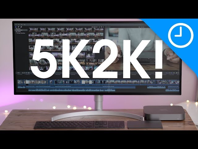 Review: 34-inch LG 5K2K UltraWide Thunderbolt 3 Display - 9to5Mac