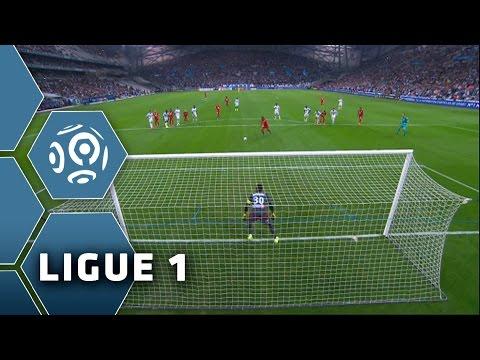 Olympique de Marseille - Olympique Lyonnais (1-1)  - Résumé - (OM - OL) / 2015-16