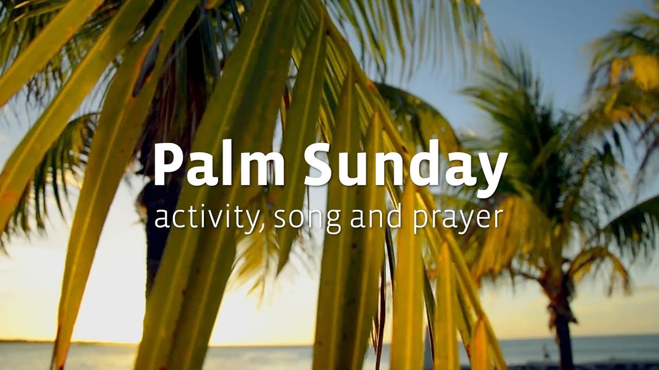 Palm Sunday With Fischy Music And Spill The Beans Youtube
