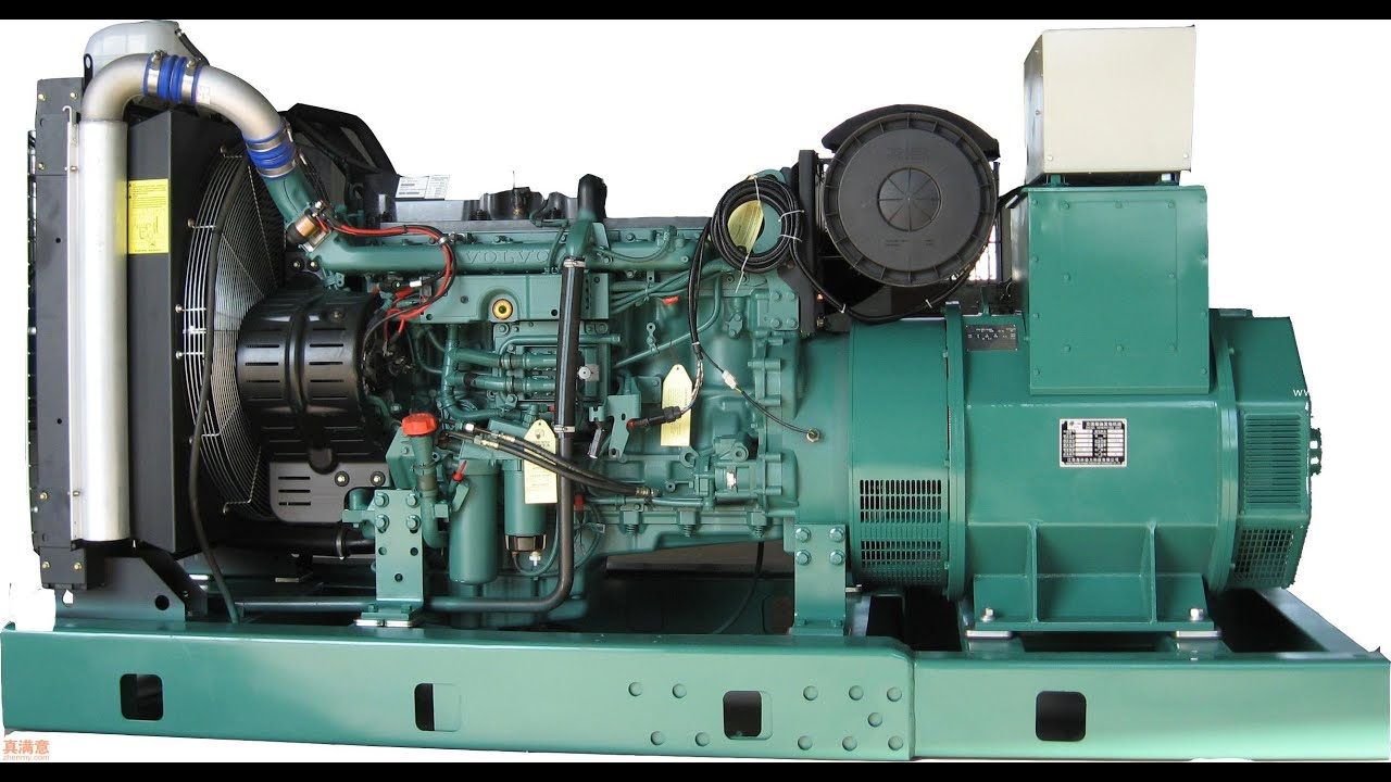 250kw 313kva volvo sel generator sets manufacturer in sunrun