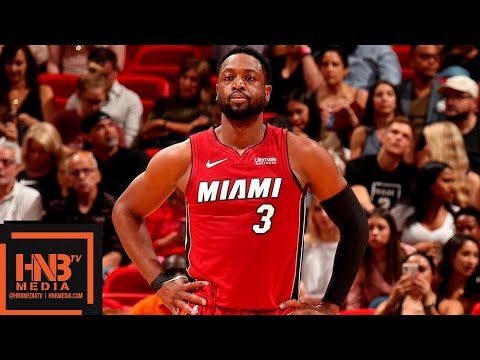 Miami Heat vs Portland Trail Blazers Full Game Highlights | 10.27.2018, NBA Season